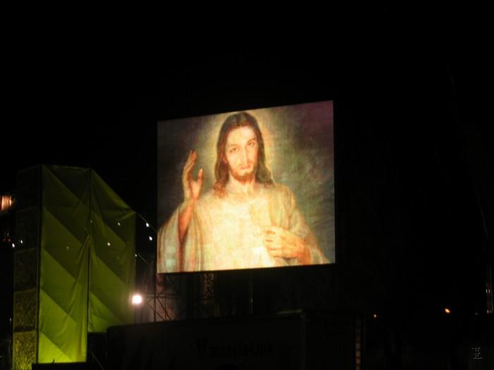 Msza na Błoniach