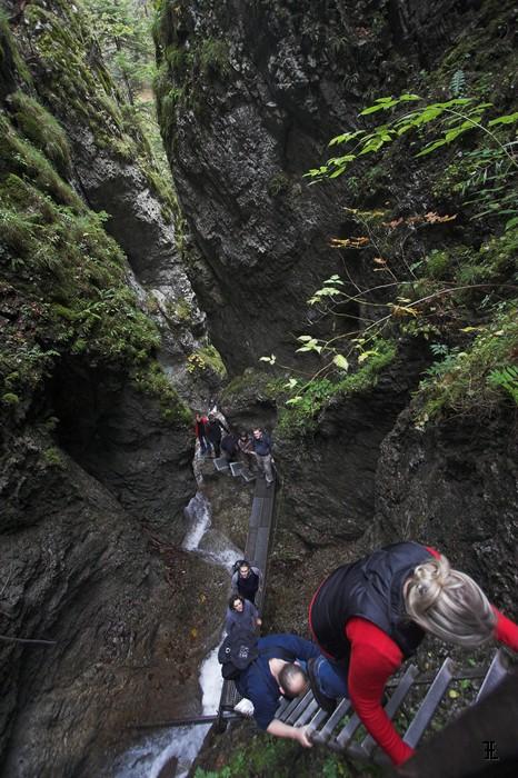Misové vodopády - Sucha Bela