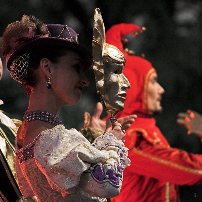Maskarada Królowej Bony