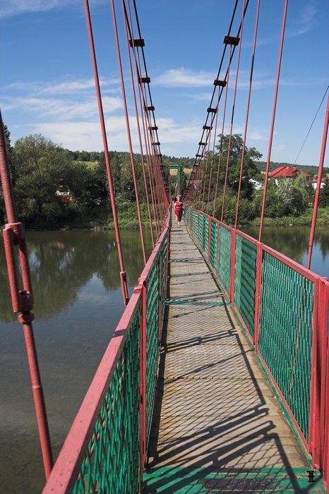 Most na rzece San.