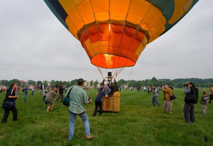 Polowanie na ostatni balon