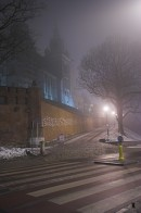 Wawel we mgle