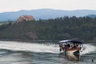 Zamek Wronin w Czorsztynie
