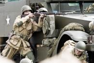 Normandia 44 - rekonstrukcja